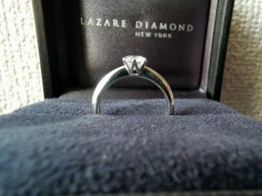 【購入したダイヤの値段は55万円】婚約指輪のダイヤモンドの選び方を紹介するよ【4Cの優先順位や婚約指輪に相応しい条件とは】