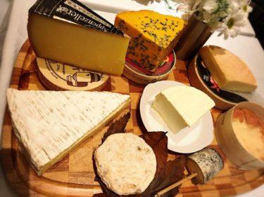 大阪で記念日やお誕生日フレンチならカランドリエがど安定!チーズ好きは絶対に12600円のコースにすべし!