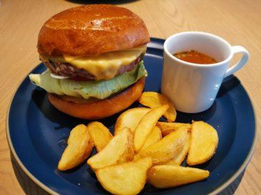 本みやけのハンバーガーショップ「本みやけ 大手前店」で素材を生かしたハンバーガーを食べてきた@天満橋
