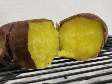 【秘密のレシピを完全公開】ヘルシオの「焼き芋」モードではねっとりトロトロの焼き芋にはならないという話【必要なものはさつま芋のみ】